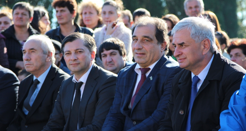 "The President Attended a Festival of Armenian Culture ""Hamshen"""