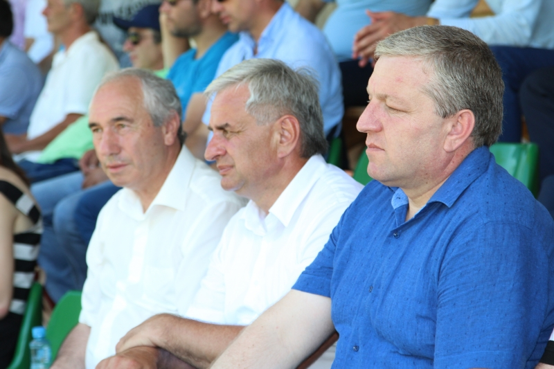 "The President Attended an International Horse Racing Event ""The Cup of the President of the Republic of Abkhazia"""