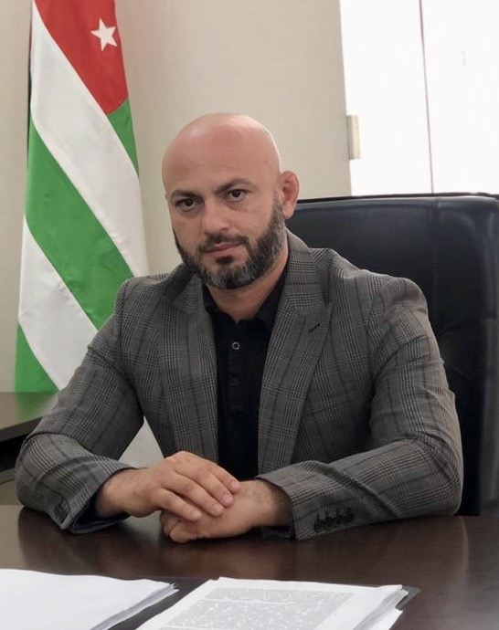 President Aslan Bzhaniya Signed a Decree on the Appointment of Dzhony Atumava as Head of the Special Purpose Center of the State Security Service of the Republic of Abkhazia