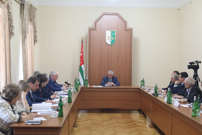 The President Held a Meeting on the Issues of the Development of the State Language