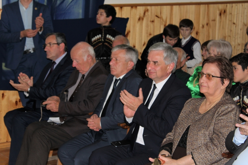 The President Visited an Event Dedicated to Bagrat Shinkuba's Work in the Village of Zvandripsh
