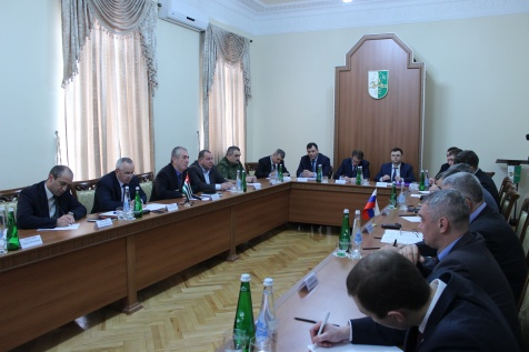 The Concluding Meeting with the Delegation of the Russian Federation