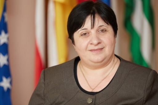 The Assembly of the Tkuarchal District Approved the Appointment of Aida Chachkhalia as Head of the District's Administration