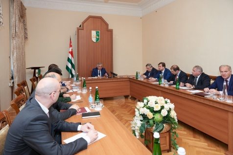 A Meeting on the Preparation for the Summer Tourist Season