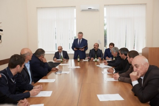 The Assembly of the Gulripsh District Approved the Appointment of Aslan Baratelia as Head of the District's Administration