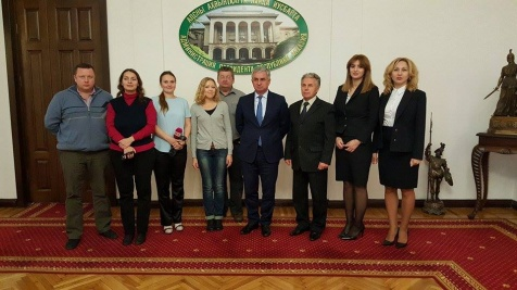 A Meeting with the Representatives of Russian Regional Mass Media