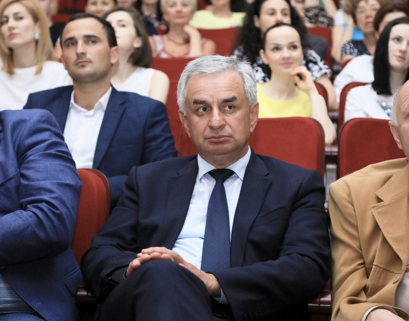 The President Attended the Opening of the International Festival of Culture of Fazil Iskander