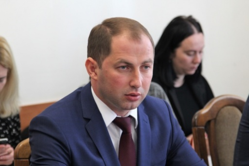 Dmitry Shamba Presented a Number of Bills to the Parliament