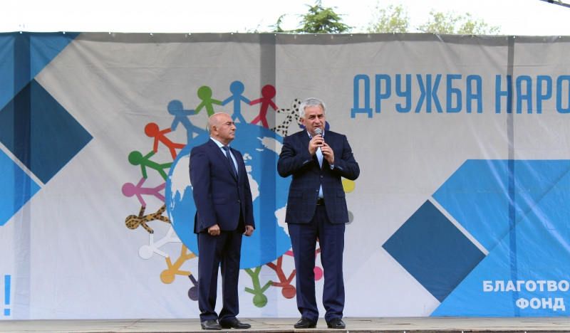 The President Attended the Opening of the 22nd Festival of Armenian Music