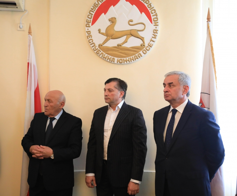 The President Visited the Embassy of the Republic of South Ossetia
