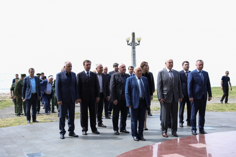 The President Honoured the Memory of the Victims of the Caucasian War