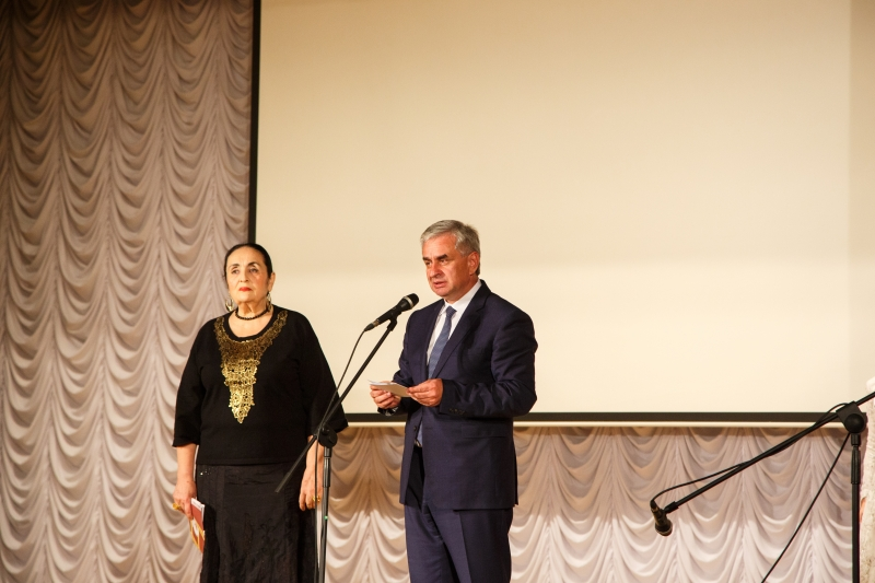 "The President's Speech at the Closing of the XI North Caucasus Open Festival of Film and Television ""Kunaki"""