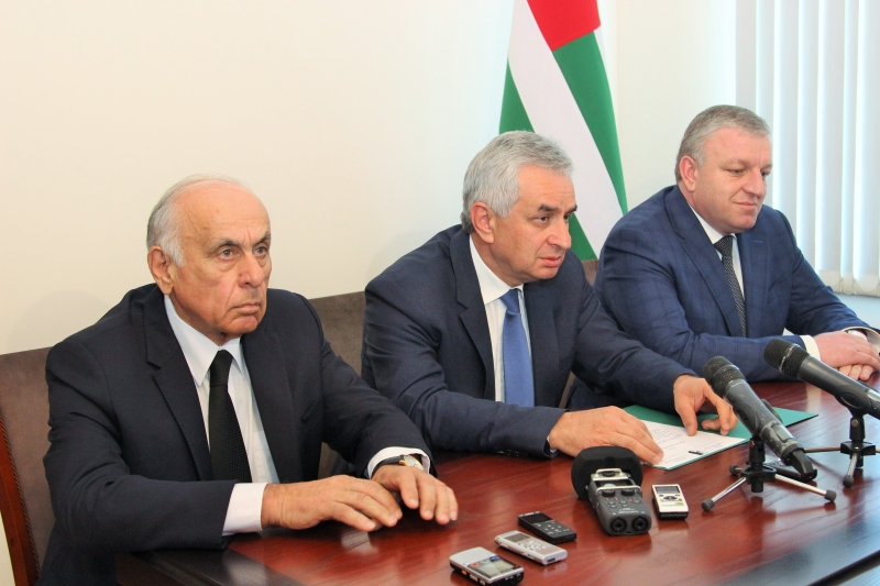 The President Introduced Gennady Gagulia to the Cabinet of Ministers