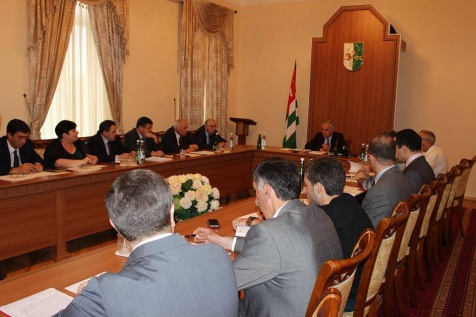 MEETING ON THE ISSUES OF PROTECTION OF OBJECTS OF HISTORICAL AND CULTURAL VALUE