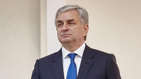 Raul Khadjimba Congratulated the Veterans and All People of Abkhazia on Victory Day