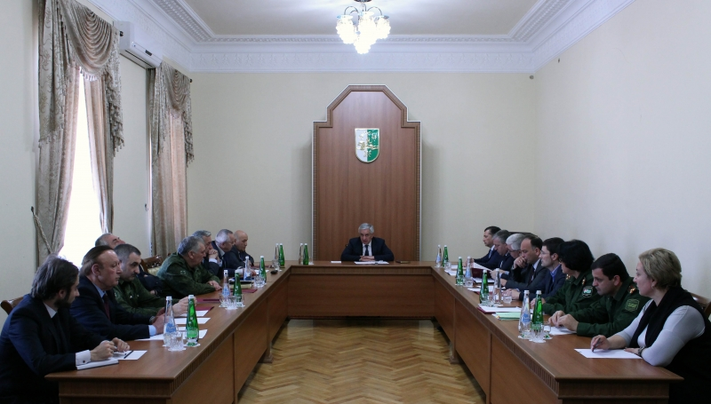 An Extended Meeting of the Security Council on the Issue of Conscription