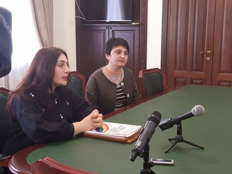 A Meeting with Russian Language Teachers