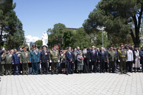 Ceremonial Events Dedicated to the 71st Anniversary of Victory in the Great Patriotic War