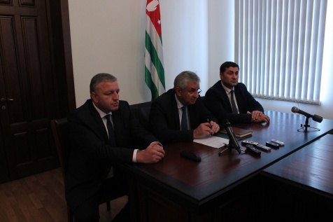 Beslan Bartsits Has Been Appointed Prime Minister of the Republic of Abkhazia